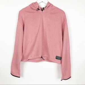 VS PINK SWEATER KNIT PULLOVER LARGE NEW